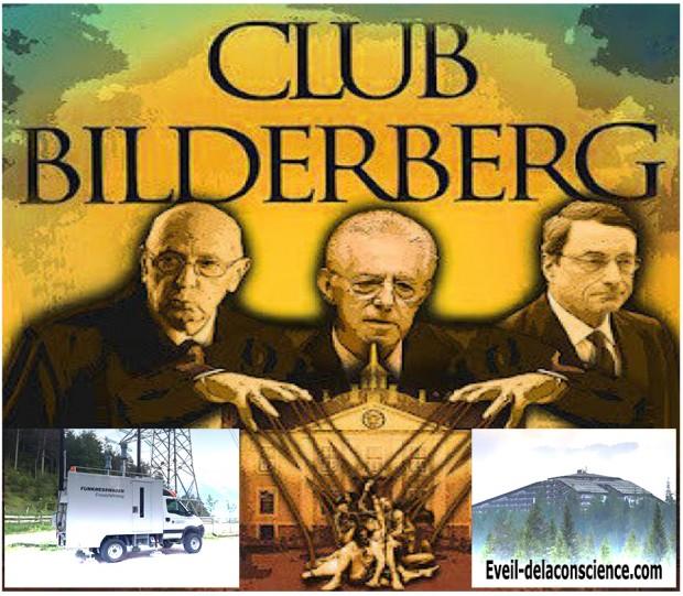 Les Bilderberg déploient des appareils de brouillage high-tech pour empêcher toutes communications